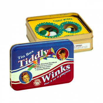 Tiddly Winks Tin