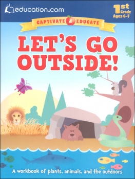 Let's Go Outside! (Education.com Workbooks)