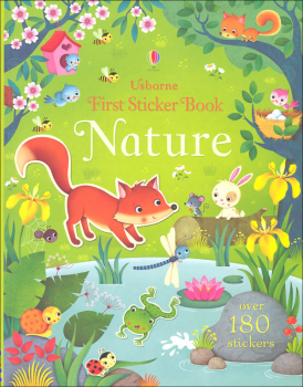 First Sticker Book - Nature