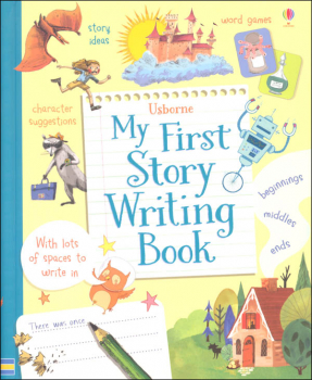My First Story Writing Book (Usborne)