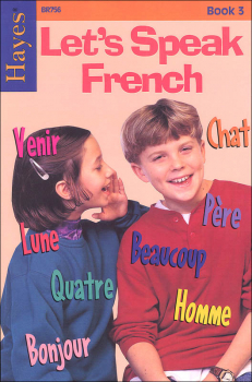 Let's Speak French Book 3