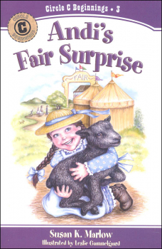 Andi's Fair Surprise Book 3 (Circle C Beginnings)