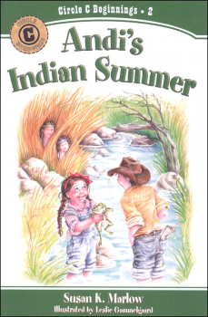 Andi's Indian Summer Book 2 (Circle C Beginnings)