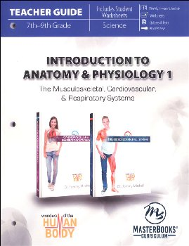 Introduction to Anatomy & Physiology Teacher Guide