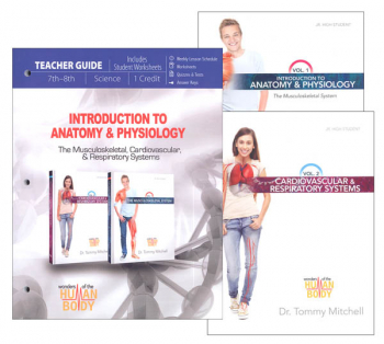 Introduction to Anatomy & Physiology Curriculum Pack