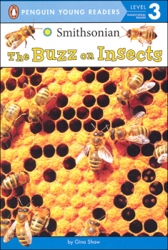 Buzz on Insects (Penguin Young Reader Level 3)
