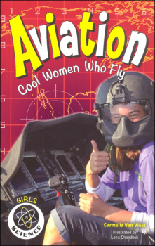 Aviation - Cool Women Who Fly (Girls in Science)