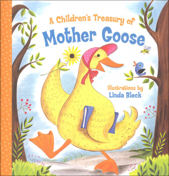 Children's Treasury of Mother Goose
