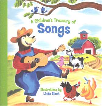 Children's Treasury of Songs