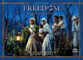 Freedom - Underground Railroad Game