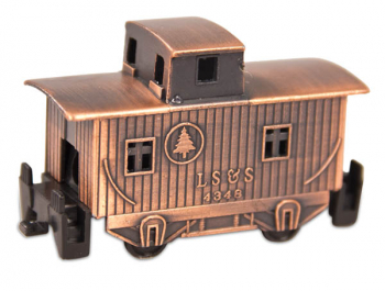 Caboose Pencil Sharpener (Historic Pencil Sharpener)