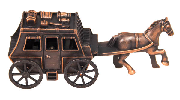 Stage Coach Pencil Sharpener (Historic Pencil Sharpeners)
