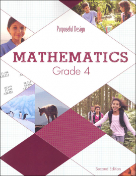Purposeful Design Math Grade 4 Student 2nd Edition