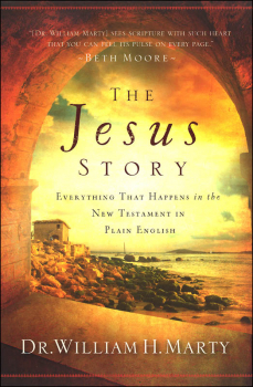 Jesus Story: Everything That Happens in the New Testament in Plain English