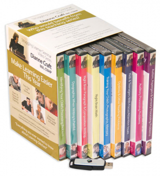 Struggling Learner Seminar DVD Set (with flash drive)
