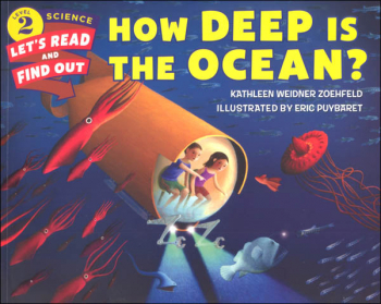 How Deep Is the Ocean? (Let's Read and Find Out Science Level 2)