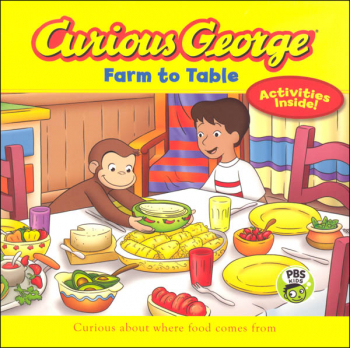 Curious George Farm to Table