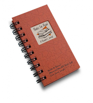 Books I've Read: A Reader's Journal - Write it Down Mini Size Color Collection 160-page Journal