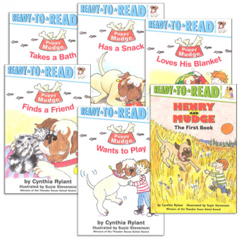 Puppy Mudge Collector's Set (Ready-to-Read Pre-Level 1/Level 2)