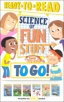 Science of Fun Stuff to Go! Boxed Set (Ready-to-Read Level 3)
