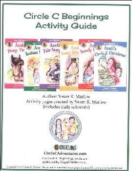 Circle C Beginnings Activity Pages