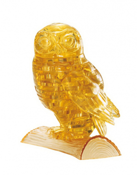 3D Crystal Puzzle - Owl