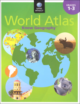 Know Geography World Atlas Grades 1-3