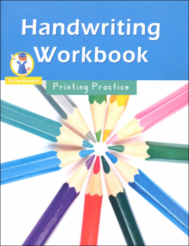 Handwriting Workbook: Printing Practice