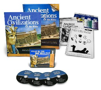 Ancient Civilizations & the Bible Essentials Pack