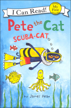 Pete the Cat: Scuba-Cat (I Can Read! My First)