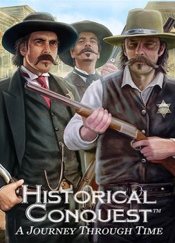 Historical Conquest Wild West Expansion