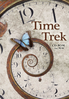 Time Trek Maps CD-ROM for MAC
