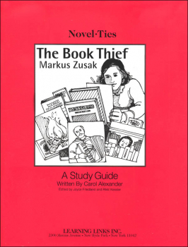 Book Thief Novel-Ties Study Guide