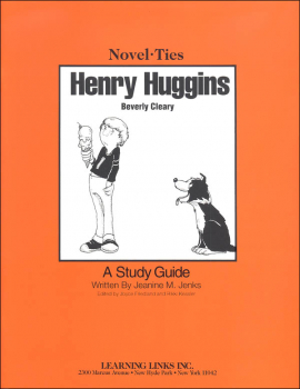 Henry Huggins Novel-Ties Study Guide
