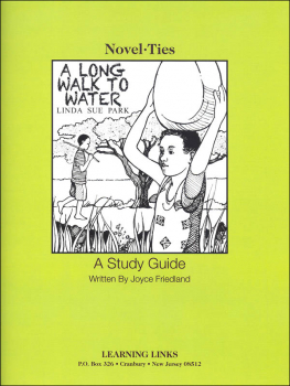 Long Walk to Water Novel-Ties Study Guide