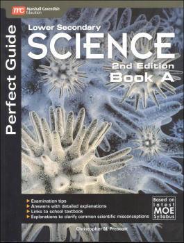 Lower Secondary Science Perfect Guide A (2nd Edition)