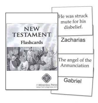New Testament Flashcards Set of 113