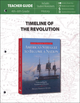 Timeline of the Revolution Teacher Guide