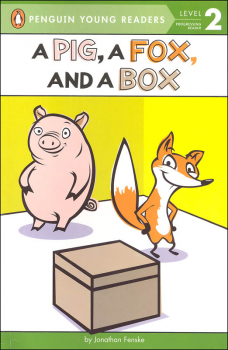 Pig, a Fox, and a Box (Penguin Young Reader Level 2)