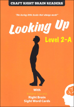 Looking Up Level 2-A (Craft Right Brain Readers & Cards)