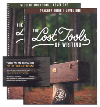 Lost Tools of Writing: Level One Complete Set