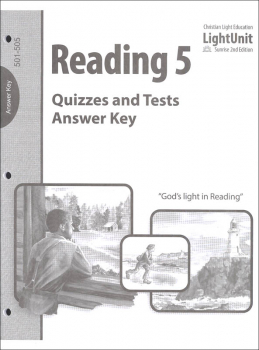Open Windows Quiz and Test Answer Key (Sunrise 2nd Edition)