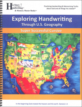 Exploring Handwriting Through US Geography: Cursive