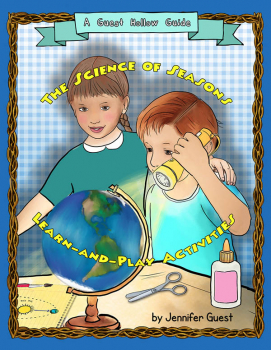 Science of Seasons Learn-and-Play Activity Book