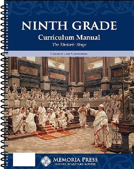 Ninth Grade Curriculum Manual Lesson Plans for One Year