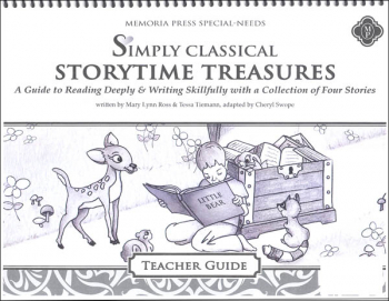 Simply Classical Story Time Treasures Teacher Guide
