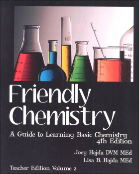 Friendly Chemistry Teacher Edition Volume 2