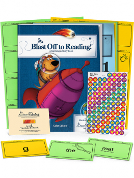 All About Reading Level 1 Student Packet Color Edition