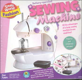 Sewing Machine for Children (2 diff stitches)