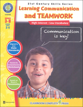 Learning Communication and Teamwork (21st Century Skills)